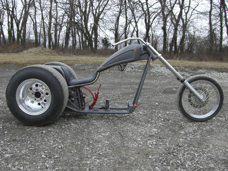 TRIKE Rolling Chassis