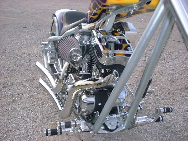 Sportster Crate Engine