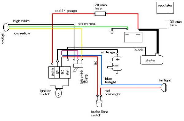 Znen 50cc Scooter Wiring Diagram furthermore 2006 Tank Scooter Wiring Diagram together with 49cc Dirt Bike Parts furthermore Showthread in addition Pagsta Mini Motorcycle. on pagsta wiring diagram